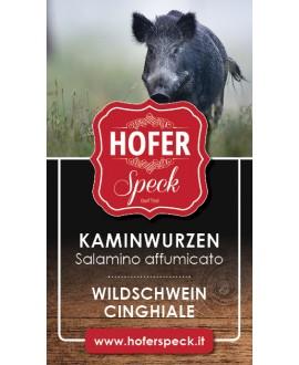 Wildschweinkaminwurzen 3 Stk.
